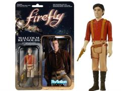 "Firefly 3.75"" ReAction Retro Action Figure - Malcolm Reynolds"