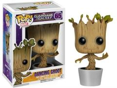 Pop! Marvel (BOBBLE): Guardians of the Galaxy - Dancing Baby Groot