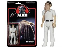 "Alien 3.75"" ReAction Retro Action Figure - Kane With Facehugger"