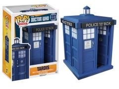 "Pop! TV: Doctor Who - Super-Sized 6"" TARDIS"