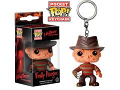 Horror Pocket Pop! Keychain - Freddy Krueger