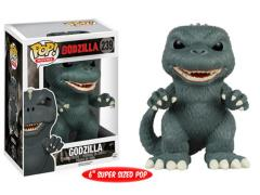 "Pop! Movies: Godzilla - 6"" Super Sized Godzilla"