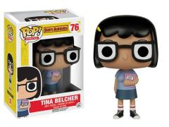 Pop! Animation: Bob's Burgers - Tina Belcher