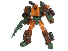 WB004 Warbot Revolver