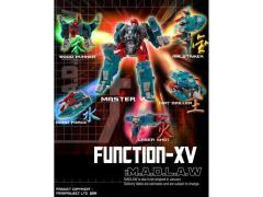 Function X-05 M.A.D.L.A.W