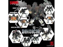 Saurus Ryu-Oh Combiner - Dinoichi