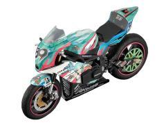 ride Spride.07 Racing Miku TT zero 13 non-scale ABS-painted model Ex NEW