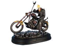 Ghost Rider Statue