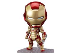 Iron Man 3 Mark XLII Nendoroid Hall of Armor Set