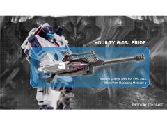 G-05J Pride Weapon Upgrade Kit - Japanese Version