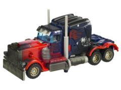 Premium Series Optimus Prime Limited Edition With Battle Damage