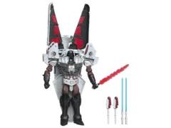 Star Wars Transformers 2011 Class III Series 01 - Darth Vader/Anakin Skywalker to Star Destroyer/RAC