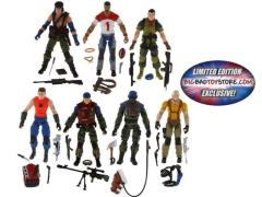 BBTS Exclusive GI Joe 7-Packs - Slaughter's Marauders