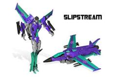 Transformers 2012 Subscription Figure - Slipstream