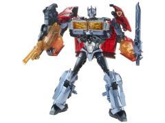 BBTS Exclusive Dark Energon Voyager - Defender Optimus Prime