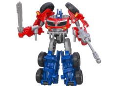Prime Beast Hunters Cyberverse Commander Series 01 - Optimus Prime