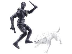 "GI Joe Retaliation 3.75"" Figures Series 03.5 - Snake Eyes"