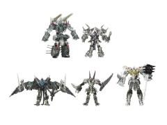 BBTS Shared Exclusive Dinobots Unleashed Five Pack Platinum Edition