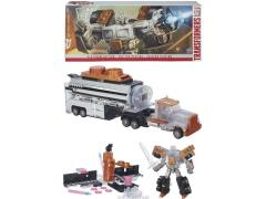 BBTS Shared Exclusive - Platinum Series - Year of the Goat Optimus Prime