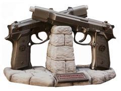 Underworld Selene's Deathdealer Pistols Prop Replica