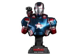 Iron Patriot 1/4 Scale Collectible Bust