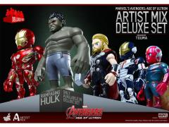 Avengers Age of Ultron Artist Mix Collectible Figure Series 02 - Set of 5