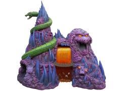 Snake Mountain Environment Statue