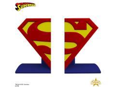DC Comics Bookends - Superman Logo