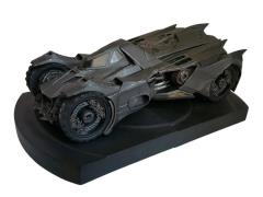 Batman Arkham Knight Batmobile Statue Bookend PX Previews Exclusive