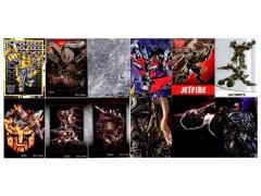 Transformers Dark of the Moon Trading Card Pack of 6