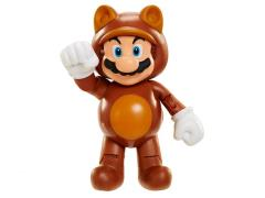 "World of Nintendo 4"" Figure Series 04 - Tanooki Mario"