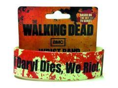 Walking Dead Daryl Dies We Riot Bracelet