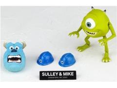 Sci-Fi Revoltech #028 - Sulley & Mike
