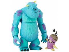 Revoltech:  Sully & Boo