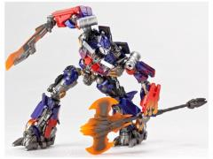 Sci-Fi Revoltech #040 - Jetwing Optimus Prime DX