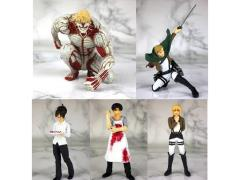 Attack on Titan Real Figure Collection Wave 2 Box of 12 Figures