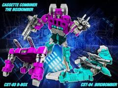 CST-03 & CTS-04 Boxbomber Set of B-Box & BirdBomber