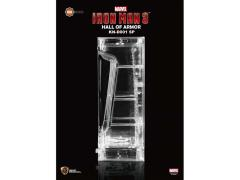 Iron Man 3 Hall of Armor - Kids Nations Series Clear Version