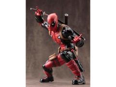 Marvel Now Deadpool 1/10 Scale ArtFX+ Statue