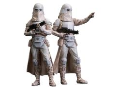 1/10 Scale Snowtrooper ArtFX+ Statue Two Pack