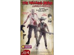 The Walking Dead Series 04 - Carl & Abraham Two Pack PX Previews Exclusive