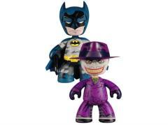 Exclusive Batman & The Joker Mez-Itz Two Pack