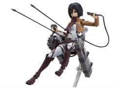 Mikasa Ackerman Figma Figure
