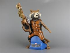 Rocket Raccoon Figure Bank Exclusive