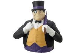 The Penguin Bust Bank