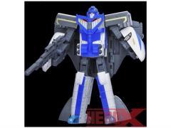 Transformers Generations 2014 Volume 01 - Exclusive Trainbot Targetmaster Shouki