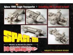 "Space 1999 Eagle-1 Transporter 22"" Model Kit"