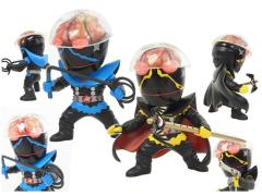 Metalboy Heroes Blue Hakaider & Gill Hakaider (Resin Kit)