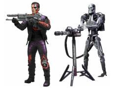 "Robocop Vs. The Terminator 7"" Video Game Figure Series 01 - Set of 2 (Terminator)"