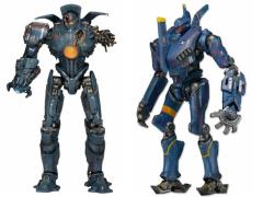 "Pacific Rim - 7"" Figure Series 05 - Jaeger Set - Anchorage Attack Gipsy Danger & Romeo Blue"
